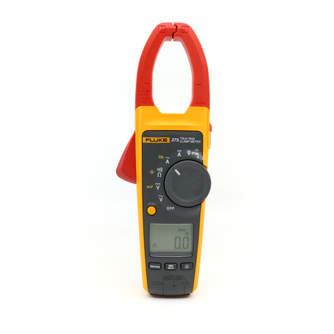 [Ex Demo] Fluke 375 True RMS AC/DC Clamp Meter