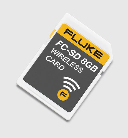 Fluke Connect® Wireless SD Card