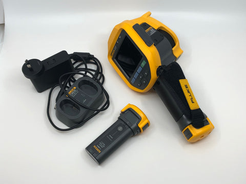 [Ex Demo] Fluke Ti200 Infrared Camera