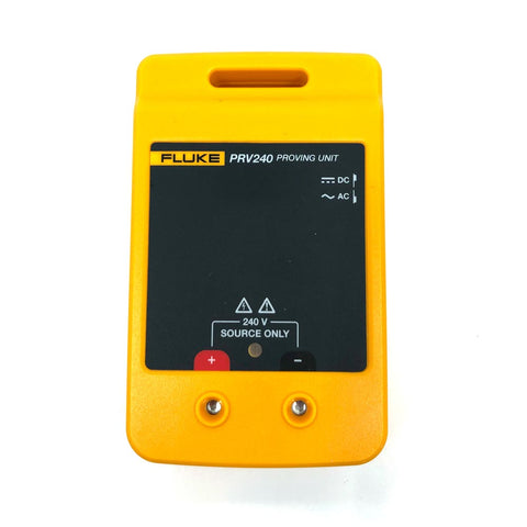 [Ex Demo] Fluke PRV240 Proving Unit