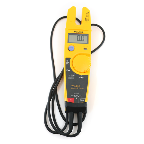 [Ex Demo] Fluke T5-600 Voltage, Continuity and Current Tester