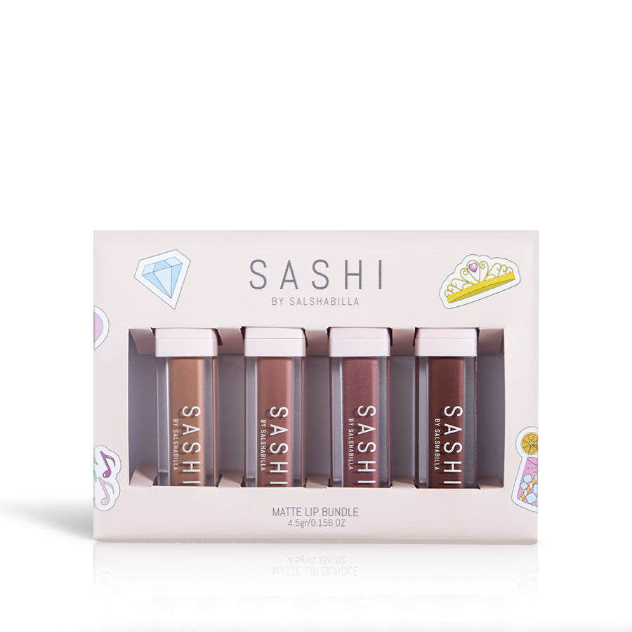 Sashi Matte Lip - BUNDLE
