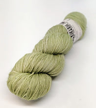 Load image into Gallery viewer, Sage, 100% Super Wash Merino Yarn, Hand Dyed Fingering/Sock Yarn