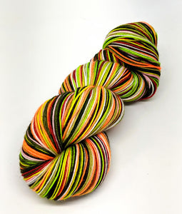 Zombified - 10 Stripe Self Striping, Ready To Ship