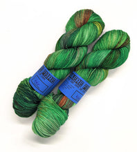 Load image into Gallery viewer, Kelp- Variegate, Work Horse Sock, Hand Dyed Fingering/Sock Yarn