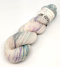 Load image into Gallery viewer, Apex- Variegate, Sparkle Yarn, Hand Dyed Fingering/Sock Yarn