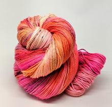 Load image into Gallery viewer, Toasty, 100% Super Wash Merino Yarn, Hand Dyed Fingering/Sock Yarn