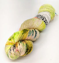 Load image into Gallery viewer, Shrinking Violet- Variegate, Shimmer Yarn, Hand Dyed Fingering/Sock Yarn