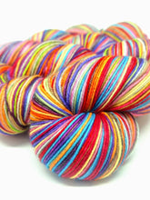 Load image into Gallery viewer, Every Flavor Beans - 20 Stripe Self Striping, Dyed To Order