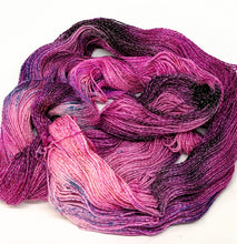 Load image into Gallery viewer, Mallow- Variegate, Shimmer Yarn, Hand Dyed Fingering/Sock Yarn