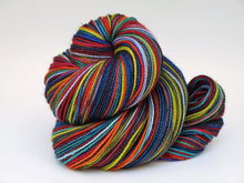 Load image into Gallery viewer, The Caterpillar - 20 Stripe Self Striping, DYED TO ORDER