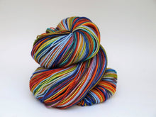 Load image into Gallery viewer, Curiouser And Curiouser - 20 Stripe Self Striping, DYED TO ORDER