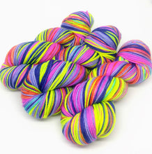 Load image into Gallery viewer, Brightside - 40 Stripe Self Striping, DK, Ready To Ship