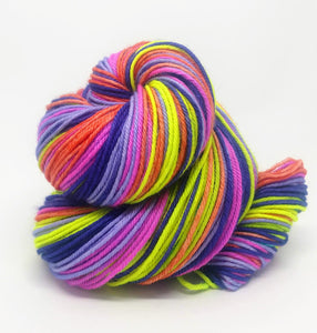 Brightside - 40 Stripe Self Striping, DK, Ready To Ship