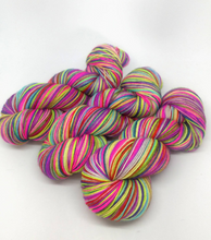 Load image into Gallery viewer, Flying Needles- 20 Stripe Self Striping, Ready To Ship