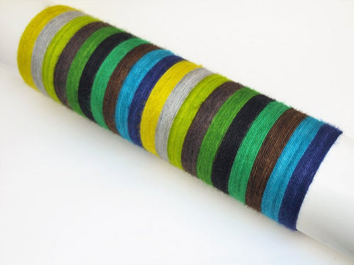 The Dragon Fly - 10 Stripe Self Striping, Ready To Ship