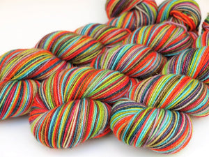 Let's Dress Crazy - 20 Stripe Self Striping, Ready To Ship
