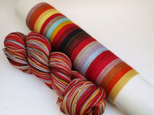 Load image into Gallery viewer, Off With Their Heads - 20 Stripe Self Striping, Ready To Ship