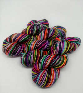 Hocus Pocus - 20 Stripe Self Striping, Ready To Ship