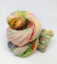 Load image into Gallery viewer, Leverage - Sparkle Yarn, Hand Dyed Fingering/Sock Yarn, Variegate