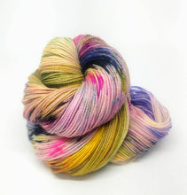 Load image into Gallery viewer, Maze - Sparkle Yar, Hand Dyed Fingering/Sock Yarn, Variegate