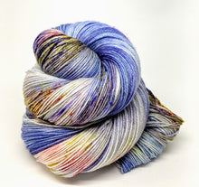 Load image into Gallery viewer, Across The Pond- Variegate, 100% Super Wash Merino Yarn, Hand Dyed Fingering/Sock Yarn