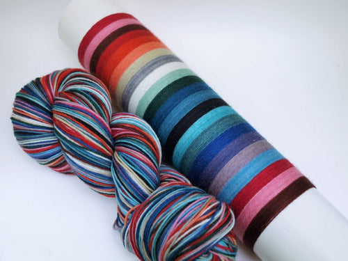 Oracle - 20 Stripe Self Striping, Dyed To Order