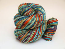 Load image into Gallery viewer, Parrot - 10 Stripe Self Striping, Dyed To Order