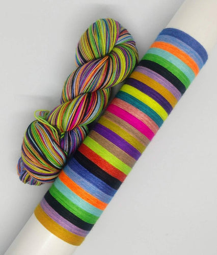 Potions Class - 20 Stripe Self Striping, Dyed To Order