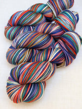Load image into Gallery viewer, Slated - 20 Stripe Self Striping, DYED TO ORDER