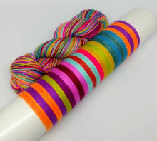Load image into Gallery viewer, The Road Not Taken - 20 Stripe Self Striping, Dyed To Order