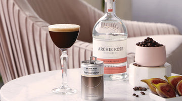 Archie Rose Vodka and Espresso Martini