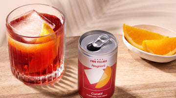 Four Pillars Negroni Can