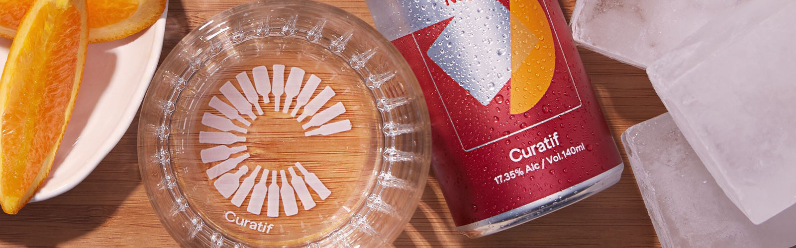 Curatif Canned Cocktail