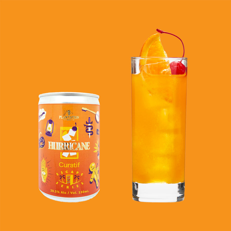 Plantation Rum Hurricane