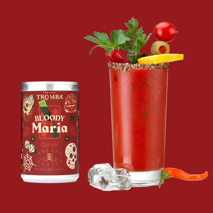 Tequila Tromba Bloody Maria - LIMITED EDITION