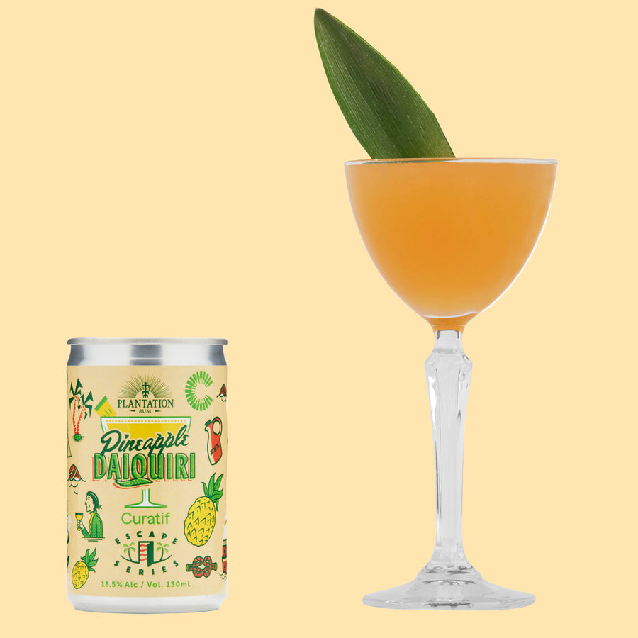Plantation Fancy Pineapple Rum Daiquiri