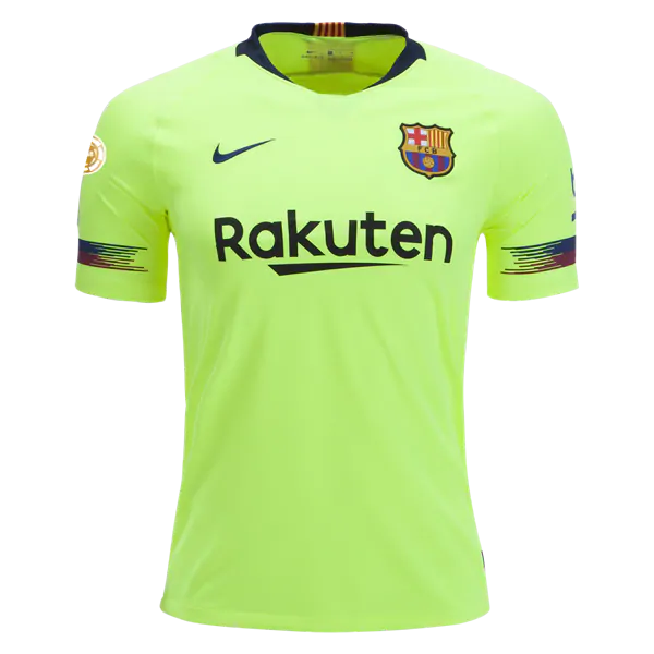49ae91ca3 Barcelona 18 19 Away Jersey Messi  10 – Soccer Limited