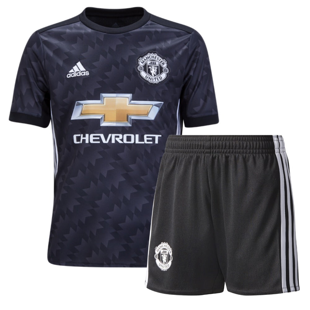 5c9b5bf6d Manchester United 17 18 Away Youth Kit – Soccer Limited