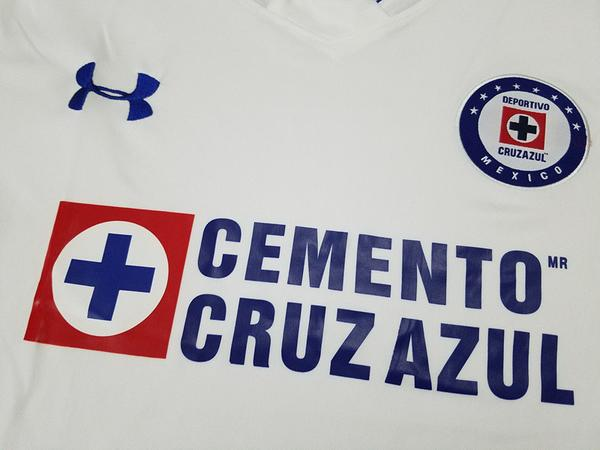 91f280baf Cruz Azul 17 18 Away Jersey – Soccer Limited
