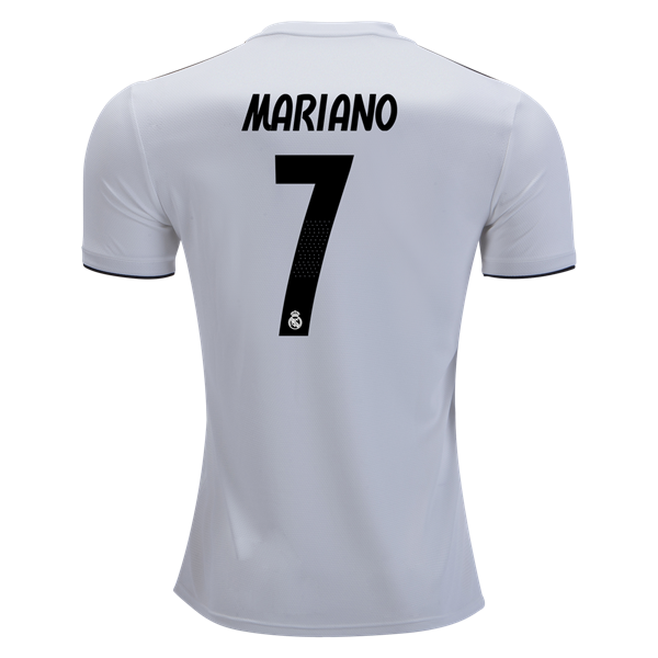 Real Madrid 18 19 Home Jersey Mariano Diaz  7 – Soccer Limited 3bd995a97
