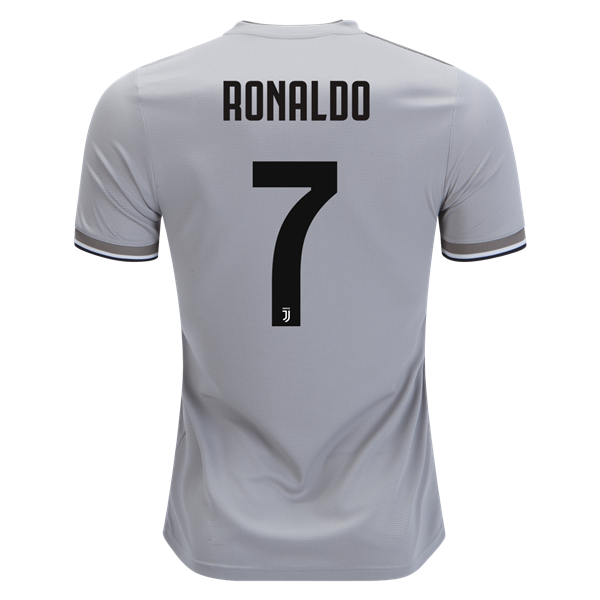 2adc973bfcf Juventus 18 19 Away Jersey Ronaldo  7 – Soccer Limited