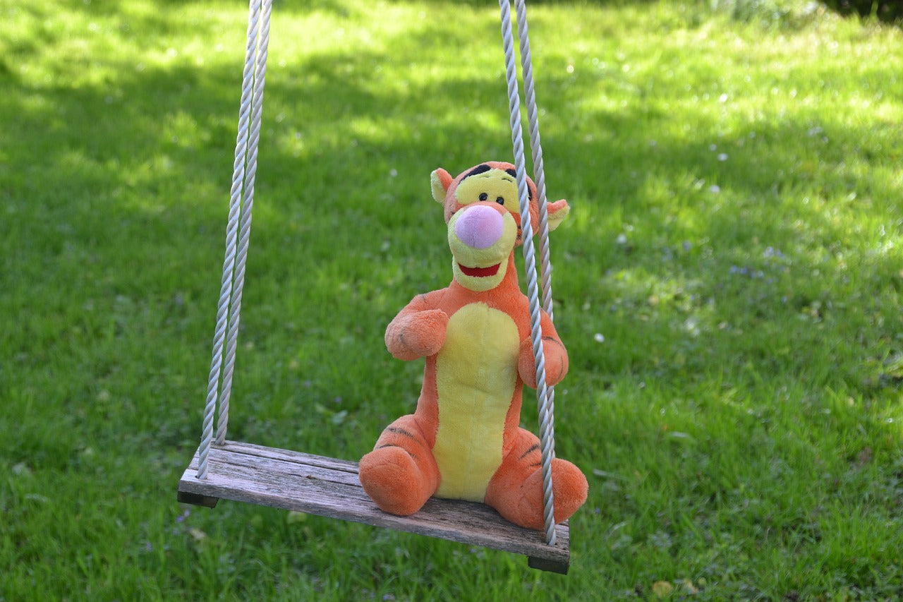 Best Metal and wood swing sets