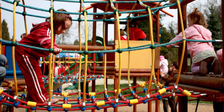 Importance Of Jungle Gym Activities In Children's life