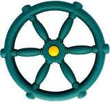 Jungle Gym Kingdom Pirate Ships Wheel - Green