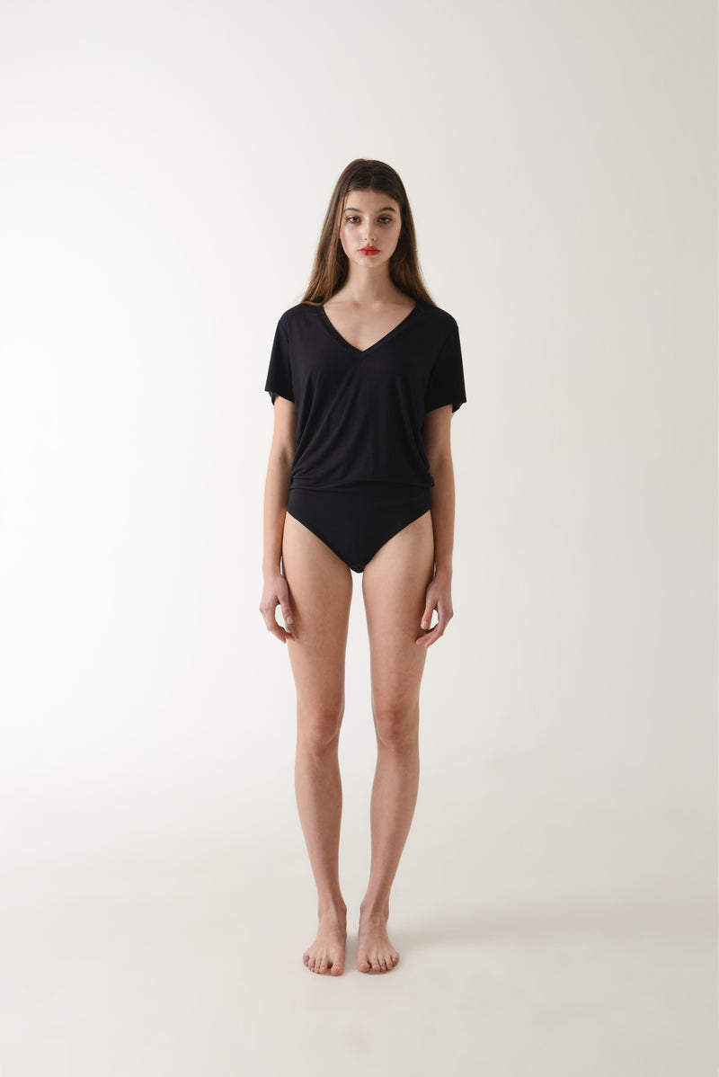 Jenn Bodysuit - Black