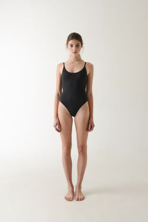 Leo Bodysuit - Black