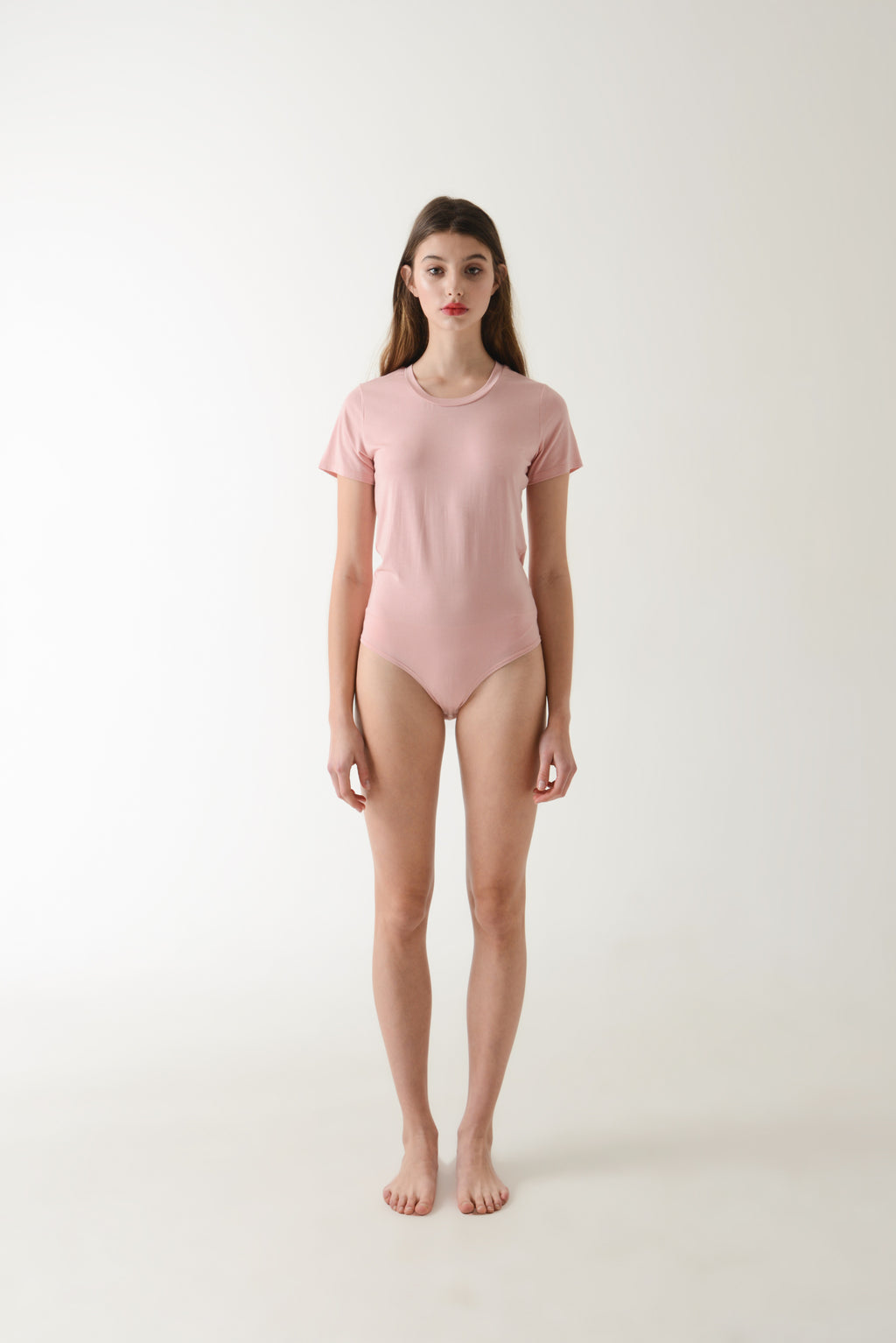 Rina Bodysuit - Rose