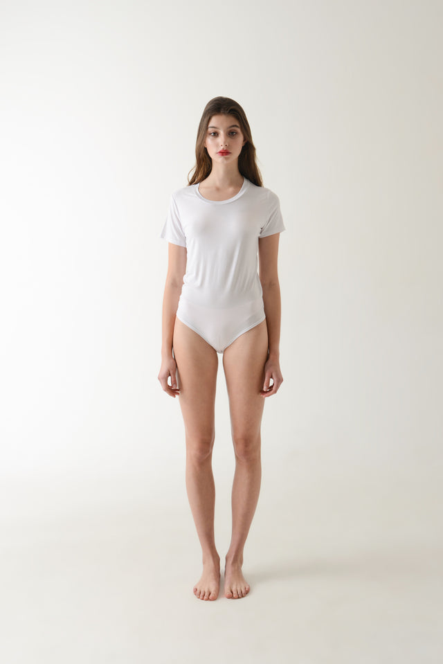 Rina Bodysuit - White