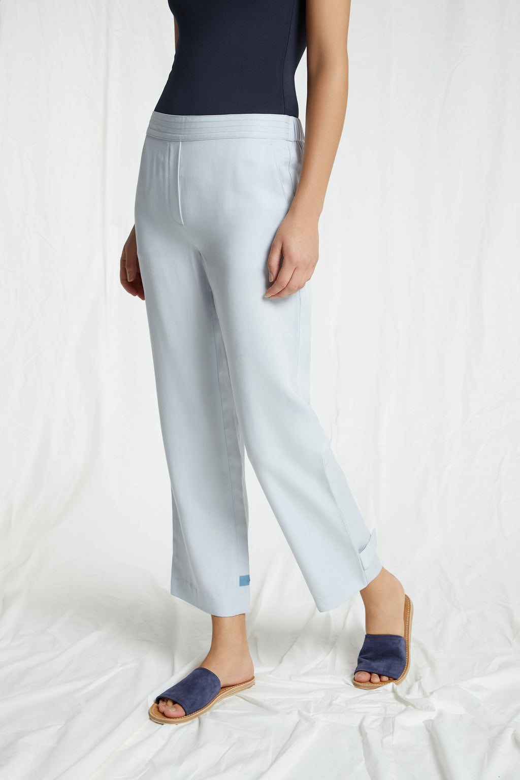 Convertible Crop Pant - Airy
